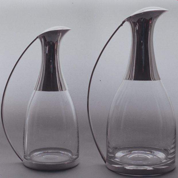 Single and magnum decanters