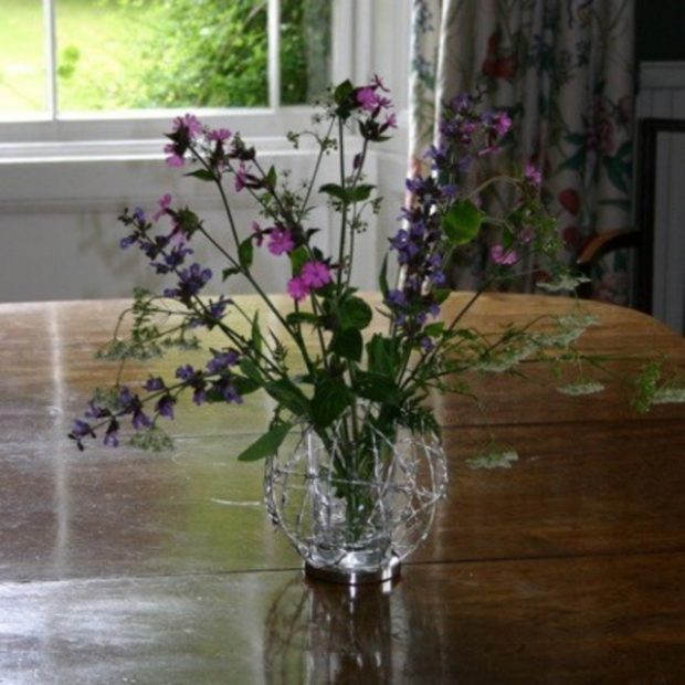 'Forbidden' flower vase