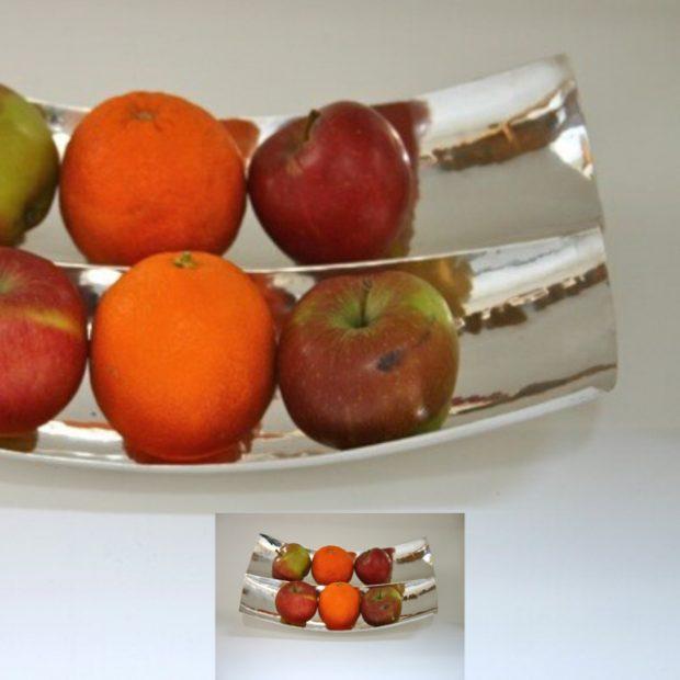 Fruit dish (with closeup)